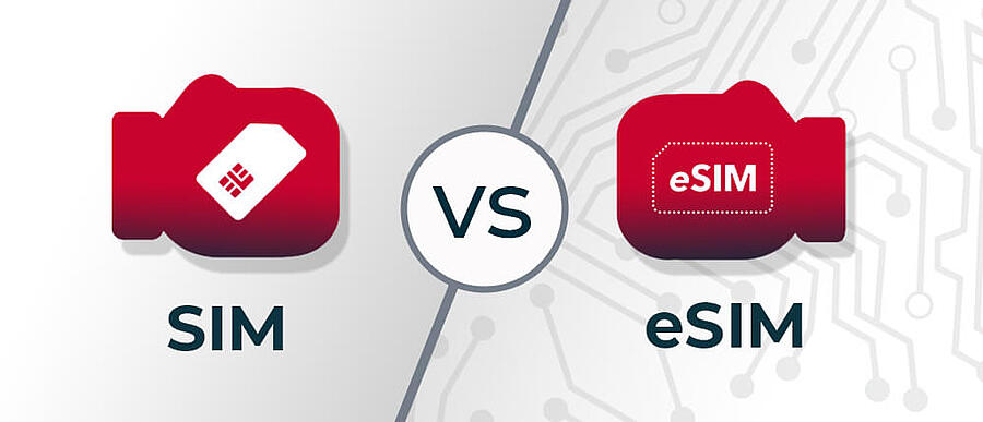 SIM vs eSIM
