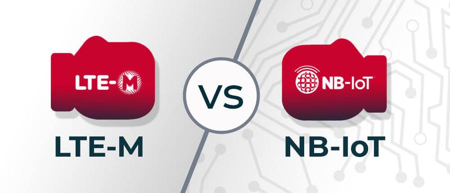 Réseau LTE-M ou Nb IoT