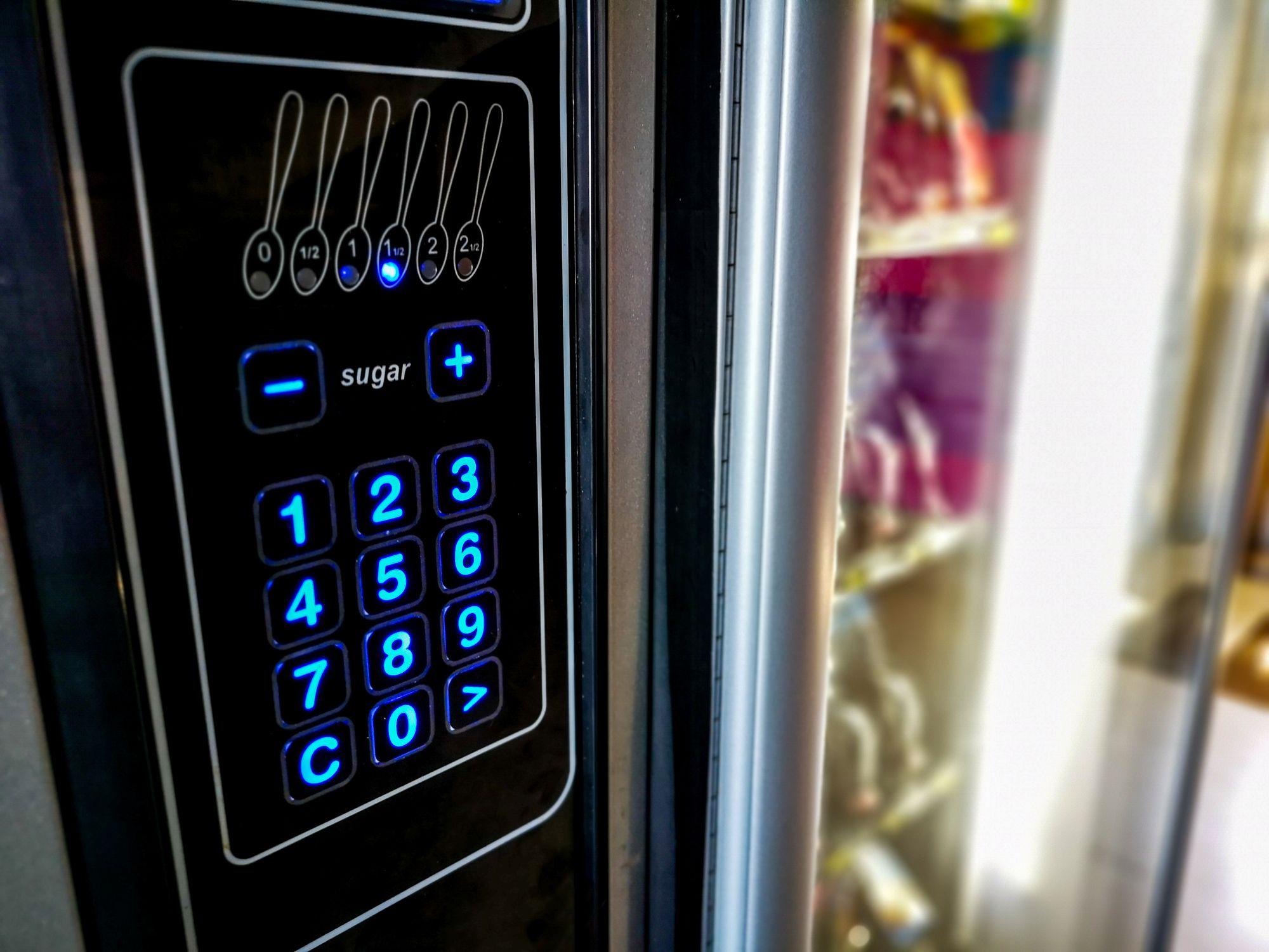 Vending-machine-IoT