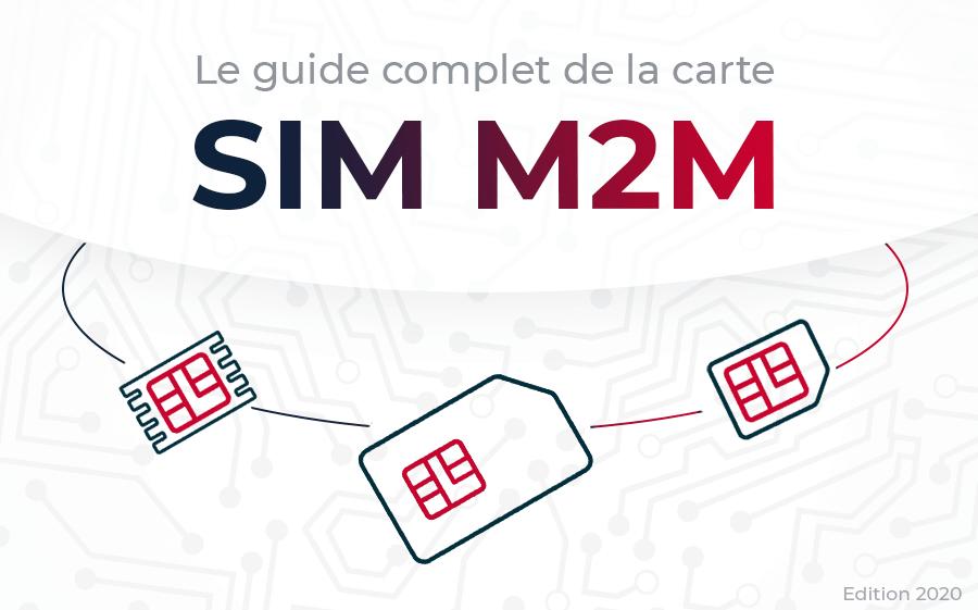 Carte SIM M2M