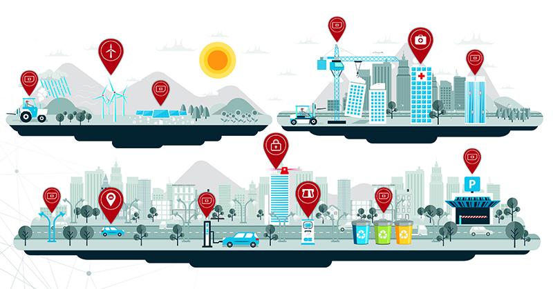 Réseaux IoT : les 5 critères pour choisir votre connectivité